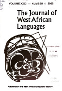 Brindle, J., Dakubu, M. E. K., & Kambon, O. (2015). Kiliji, An Unrecorded Spiritual Language of Eastern Ghana. Journal of West African Languages, 42(1), 65-88.