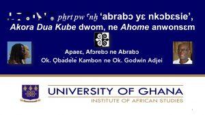 Abrabɔ yɛ Nkɔbɛsie